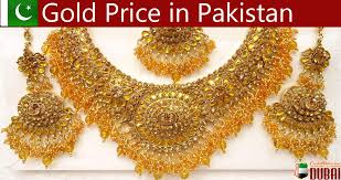 Gold Price Today In Pakistan