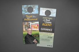 creative door hangers. Creating That First Impression With A Quality Professionally Designed Century 21 Door Hanger Creative Hangers