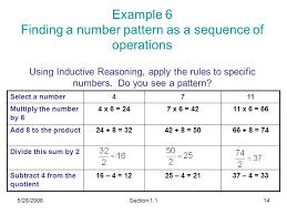 section inductive and deductive reasoning ppt video online  14 example
