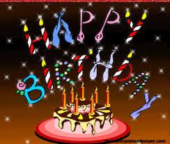 Animated Birthday Cakes Gif Images Bday Wishes Cakes