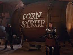 bud light corn syrup