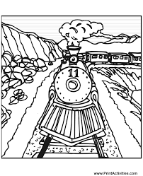 Pngtree offers polar express train png and vector images, as well as transparant background polar express train clipart images and psd files. Train Coloring Pages Printable Coloring Home
