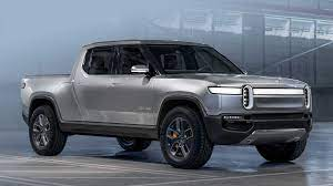 Rivian Electric SUV And Pickup Truck ...