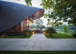 architecture house. WHY Modern Thai House Architecture _