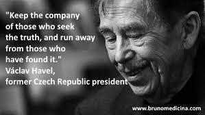 Vaclav Havel Quotes. QuotesGram via Relatably.com