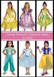 Disney Costume Ideas Disney Princess Costumes For Girls