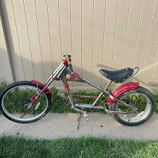 occ schwinn stingray chopper bike