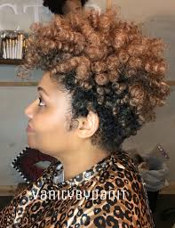 Short Crochet Hair Style full crochet tapered cut using curlkalon saniya 10 x3 and carrie 6646 by wearticles.com