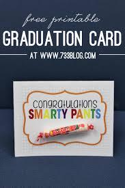 Free Printable Graduation Cards Smarty Pants Graduation Card Inspiration Made Simple