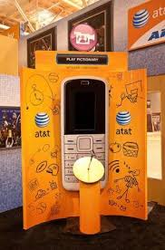 AtT Vending Machines Classy ATT Is All About Activation At The Final Four Partnership