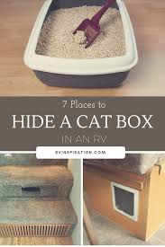 meow town mdf litter box. 7 Places To Hide A Cat Box In An Rv Litter Small Apartments Meow Town Mdf