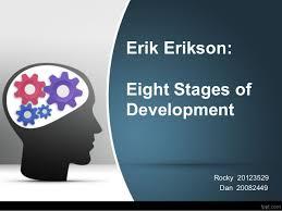 Erik Erikson Stages Of Development