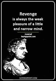 Image result for quotes revenge