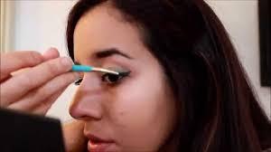 60s 1970 hippie inspired makeup tutorial