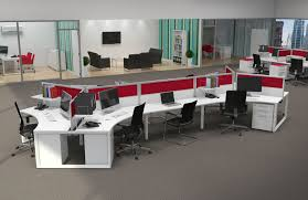 office furniture layout design. Effective Office Layouts: Plans And Designs Cubicle Privacy Furniture Layout Design Commercial