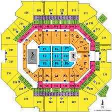 Barclays Center Tickets And Barclays Center Seating Chart
