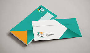 Blog Customized Corporate Envelopes Represent Company Profile With