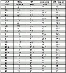 Vans Authentic Size Chart Size Chart Vans Japan Bedowntowndaytona Com