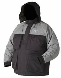 Details About Arctic Armor Pro Suit Floating Ice Fishing Snowmobiling Jacket Large