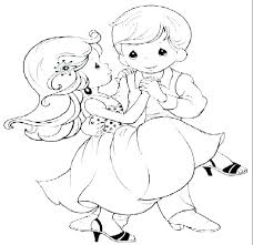 Precious Moments Wedding Colouring Pages Free Precious Moments