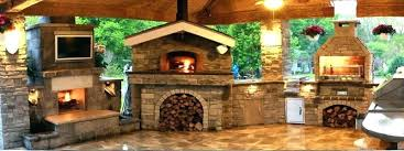outdoor fireplace pizza oven combo outdoor kitchen with pizza oven outdoor fireplace and pizza oven designs