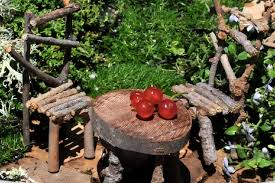 next up we make fairy gardens