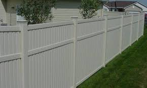 Unique Vinyl Privacy Fence Ideas 1 Throughout Design