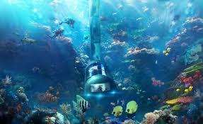 poseidon underwater hotel. Photo: Planet Ocean Underwater Hotel. Poseidon Hotel