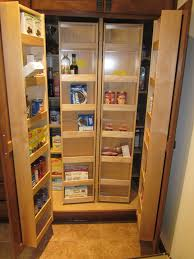 Tall Pantry Cabinet For Kitchen Kitchen How To Build A Free Standing Kitchen Pantry Cabinet With