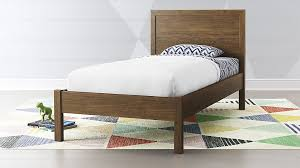 Kids bed Camper Crate And Barrel Taylor Kids Bed Crate And Barrel
