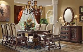ashley dining room table set. ashley formal dining room table set