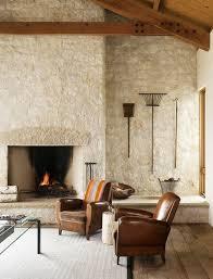 Eye Candy 10 Stunning Natural Stone Fireplaces  CurblyAustin Stone Fireplace