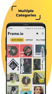 frame io photo frame app love photo