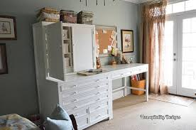 My New Craft Area… Martha Stewart Craft Furniture Collection}