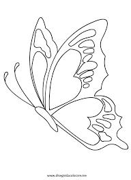Farfalla Disegni Da Stampare E Colorare Disegni Da Colorare
