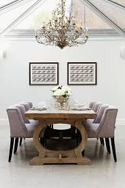 rustic dining table dining room mediterranean with dining armchair for incredible house bowl chandelier dining room ideas