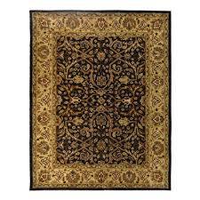 safavieh hg644a heritage area rug charcoal