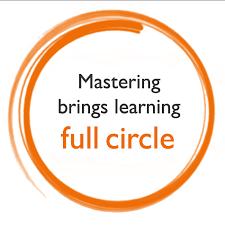 Mastering brings learning full circle