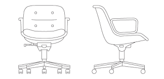 office chair drawing. Modren Chair Dimensions Throughout Office Chair Drawing