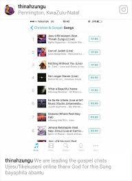 Sa Itunes Chart Pastor Sipho Ngwenya Tops Itunes Chart Sa Music Magazine