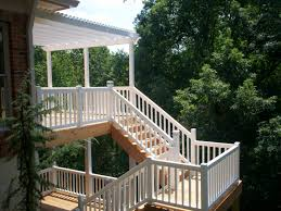 Perfect Two Story Deck And Post Cap Louis Deck Post Cover Also Post Covers  As Wells
