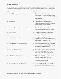 Objective In Resume Samples General Resume Sample Pdf New Chiropractic Resume Samples New