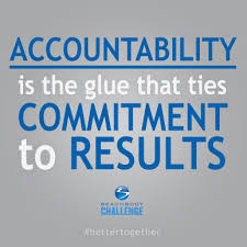 Accountability Quotes Stunning Accountability Quotes That Make Sense The Super Organizer Universe