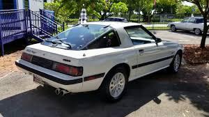 1984 Mazda RX7 GSLSE @ Karconnectioninc.com Miami, FL - YouTube