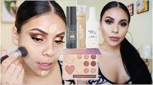 full face using only ulta beauty makeup