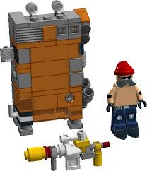 Borderlands Vending Machine Custom Borderlands Vending Machines [Torgue PreSequel] LEGO SciFi