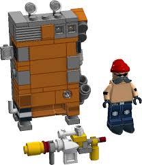How To Make A Lego Vending Machine Unique Borderlands Vending Machines [Torgue PreSequel] LEGO SciFi