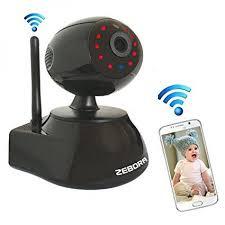 ZEBORA® Baby Monitor, Super HD 960P Internet WiFi Wireless Network ...