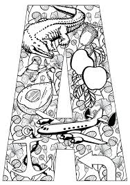 the letter a coloring page a coloring sheets letter a coloring pages best alphabet coloring pages