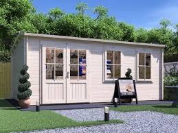 log cabins garden offices sheds